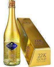 יין נתזים BLUE NUN 22 קאראט