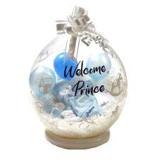 בלון הפתעה PRINCESS/ PRINCE