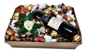כיבודים ויין