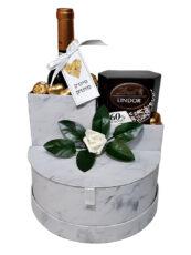 עינוגי שוקולד ויין(לבן)